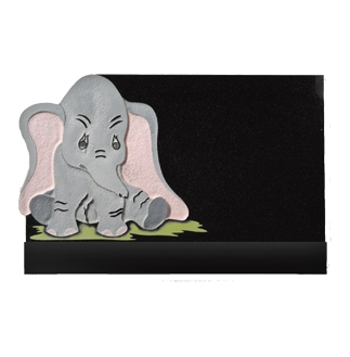 M60 - Dumbo memorial (painted)