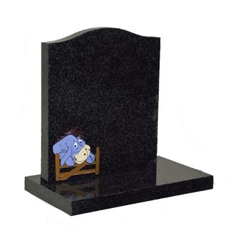 M65 - Small Ogee memorial with Eeyore design