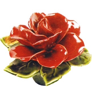 ceramic-single-rose