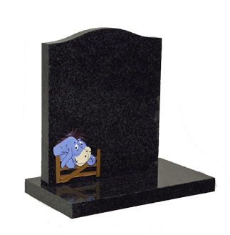 M65 - Small Ogee memorial with Eeyore design