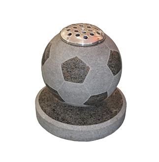 M128 - Football Vase